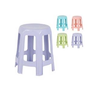PLASTIC STOOL 8421 (6 LEGS)